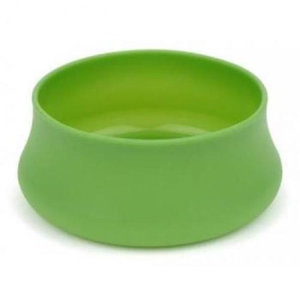 Guyot Squishy Dog Bowl Green 24oz