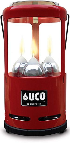 UCO Candlelier Lantern Red Onesize