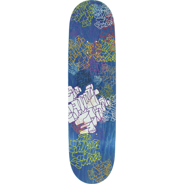TKF Tino 1 Woman Skate Deck Tan 8.6 w/ MOB Grip