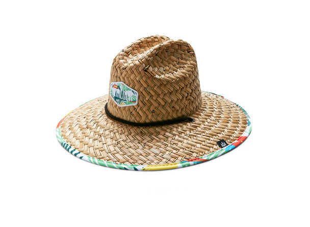 Hemlock Toco Youth Hat Toucan Print OneSize