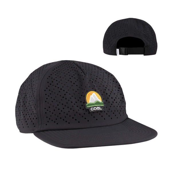 Coal Chuckanut Hat Black Adjustable