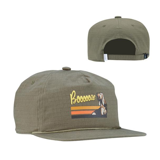 Coal Field Hat Olive Adjustable