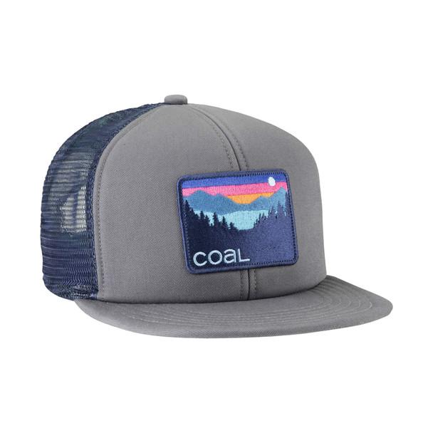 Coal Hauler Hat Charcoal Adjustable