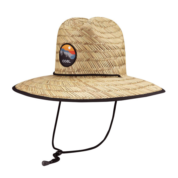 Coal Clearwater Hat Natural