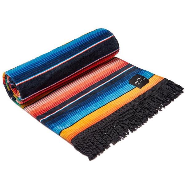 Slowtide Joaquin Towel Black OneSize
