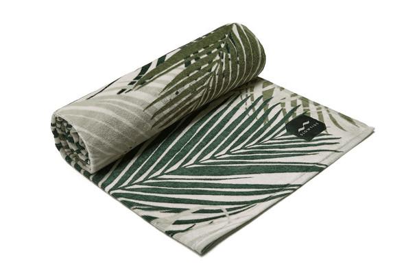 Slowtide Hala Towel Green OneSize