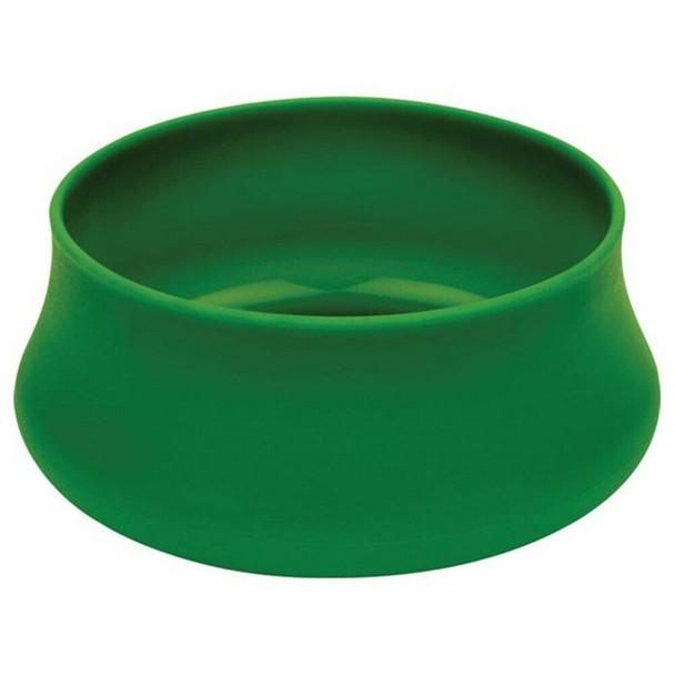Guyot Squishy Dog Bowl Green 32oz