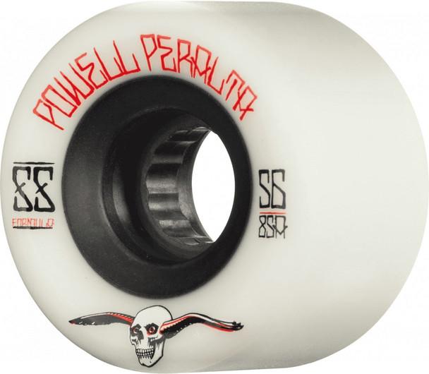 Powell G Slides Wheels Set White 56mm/85a