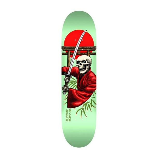 Powell Blair Bushido Flight Skate Deck Mint Red 8.25