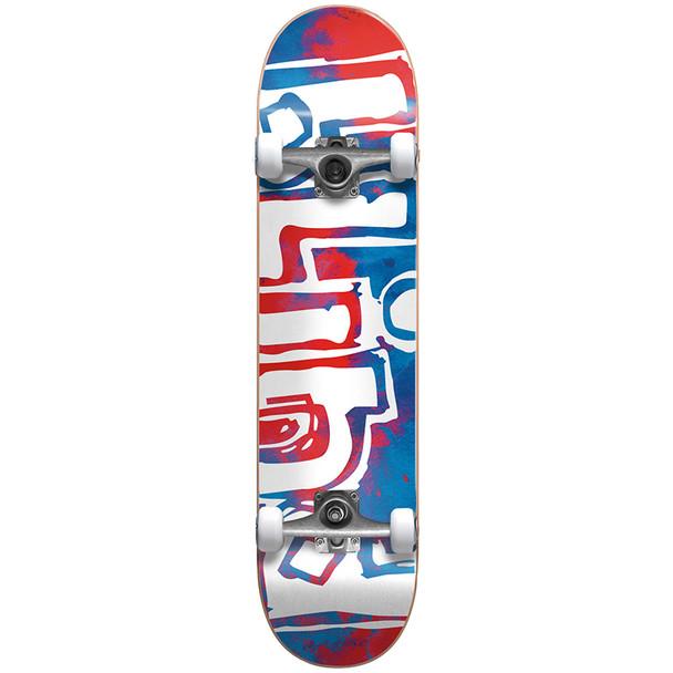 Blind Og Watercolor Skateboard Complete 7 25