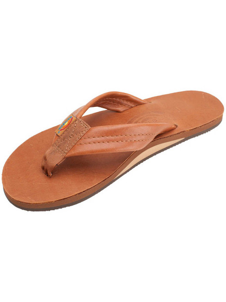 Rainbow Sandals 301ALTS Mens Classic Tan Brown