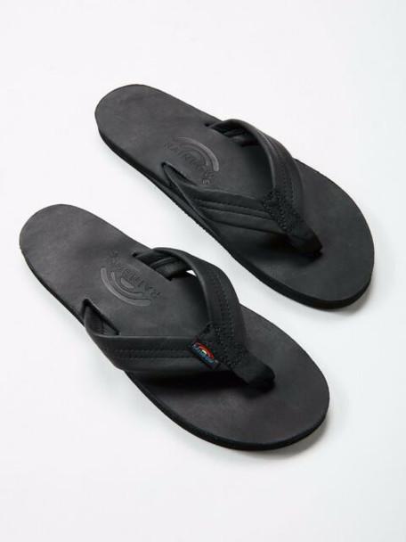 Rainbow Sandals 301ALTS Mens Classic Black