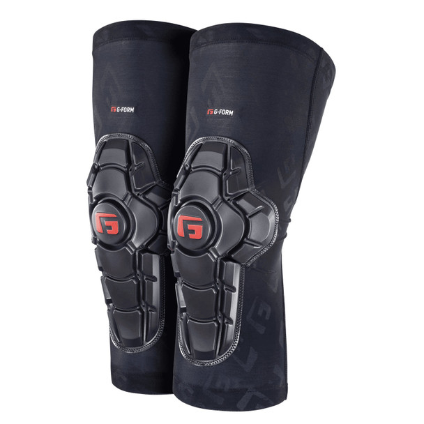 G-Form Pro-X2 Knee Pads Set Black