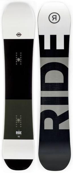 Ride MANIC Snowboard 2020 Black 158w