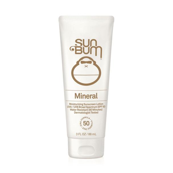 SunBum Mineral Lotion SPF50 White 3oz