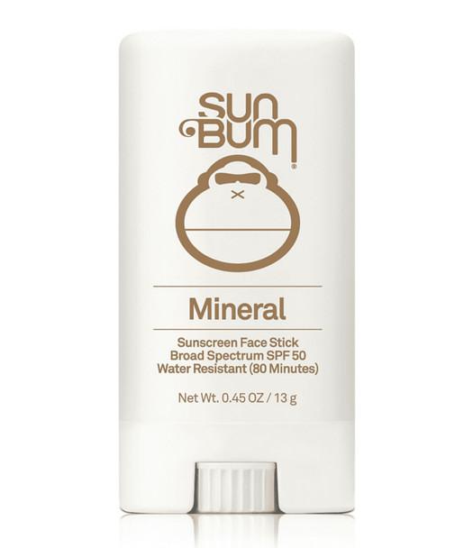 SunBum Mineral Facestick SPF50 RubOn