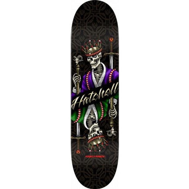 Powell Flight Ben Hatchell King Skate Deck COLOR 8.5