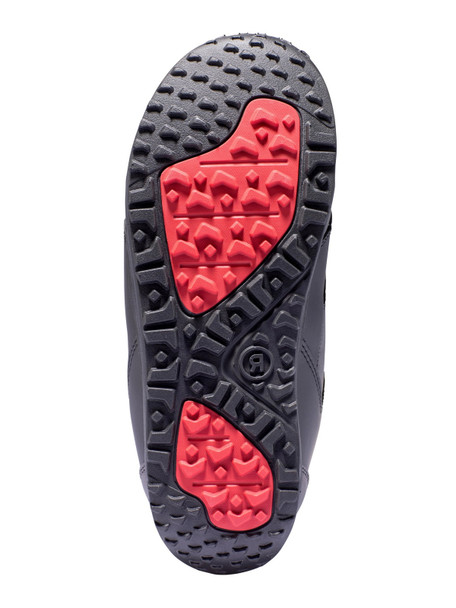 Ride Rook Snowboard Boot 2020 Black Red