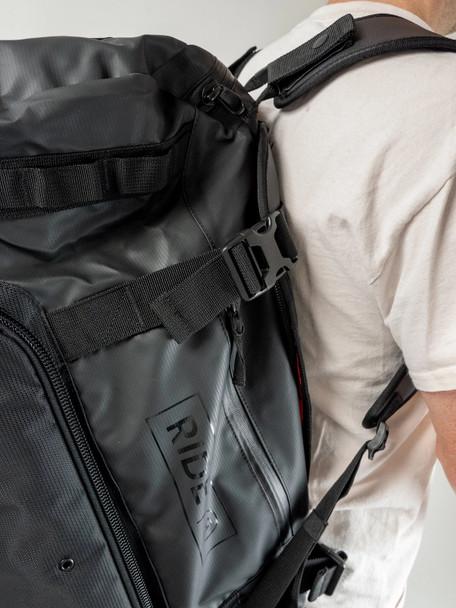 Ride Duffle Bag 2020 Black 80L
