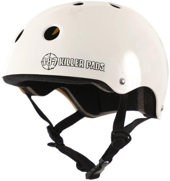 187 Pro Skate Helmet White XXL