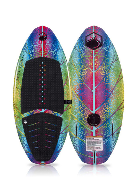 "Liquid Force Gromi Wake Surf 2020 Pink 46"""