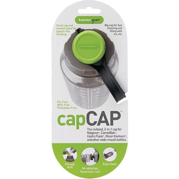 humangear capCAP+ Green Onesize