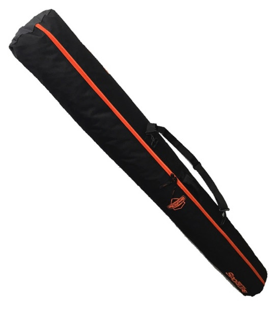Sportube Wanderer Ski Bag Black Orange 190cm