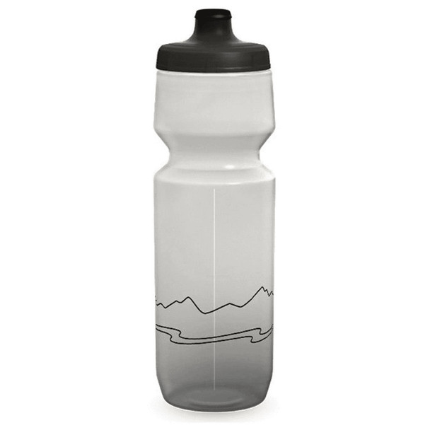 Specialized Purist Water Bottle Clear 26oz