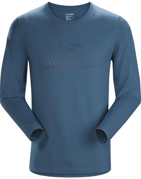 Arcteryx ArcWord LS Tshirt Mens Ladon