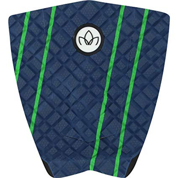 Stay Covered Shortboard Tractio Navy Lime 3pc