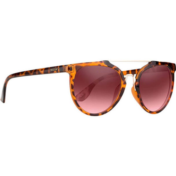 Nectar Bellini Polar Sunglasses Brown Tort Rose Onesize