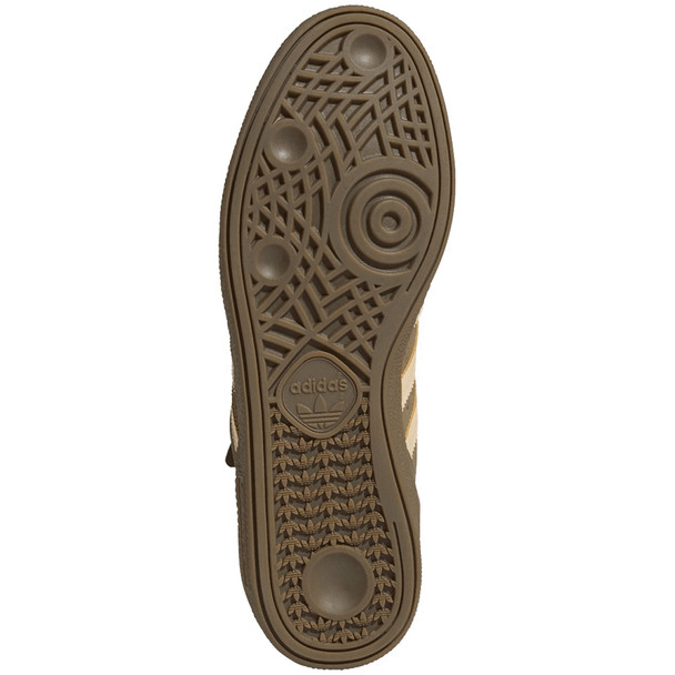 Adidas Busenitz OG Skate Shoes Raw Khaki