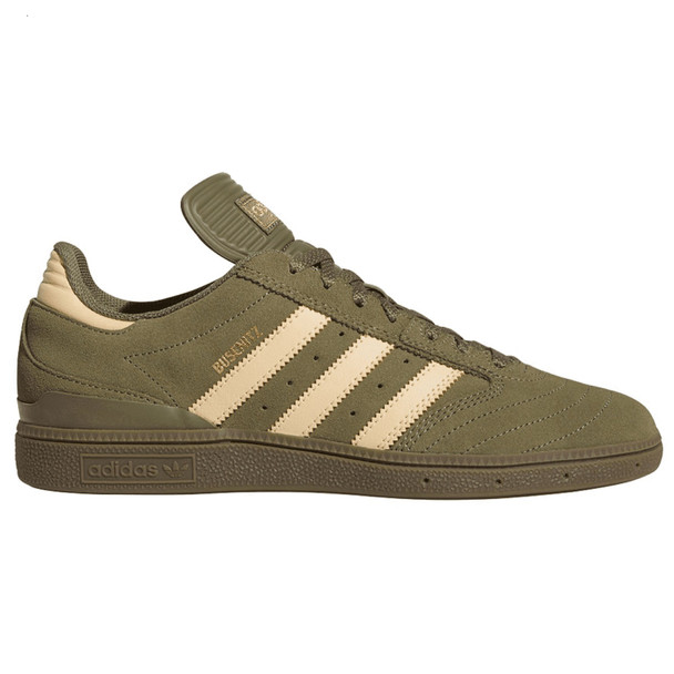 Adidas Busenitz OG Skate Shoes Raw Khaki