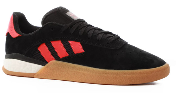 Adidas 3ST.004 Shoes Black Red