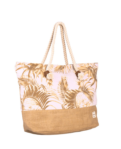 Rip Curl Paradise Cove Tote Bag Lilac Onesize