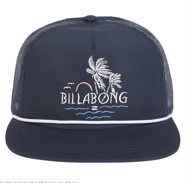 Billabong Alliance Trucker Hat Navy Onesize