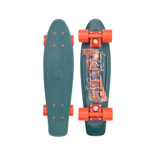 Penny Skateboard Postcard Highland 22