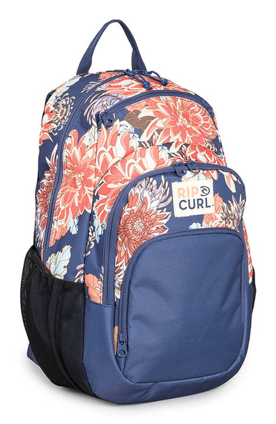 RipCurl Overtime Sunsetters Bac Navy Pink Onesize