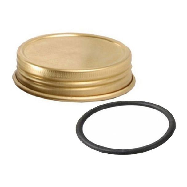 Trangia Screwcap W/O-Ring Gold OneSize