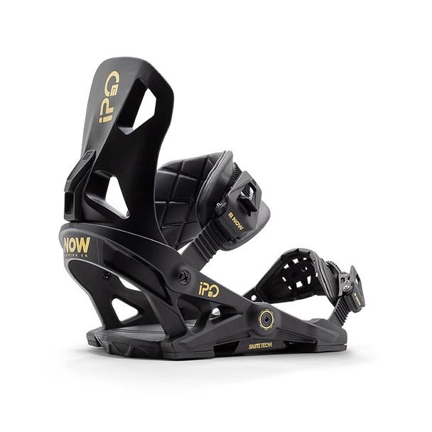 NOW Ipo Snowboard Bindings 2021 Black