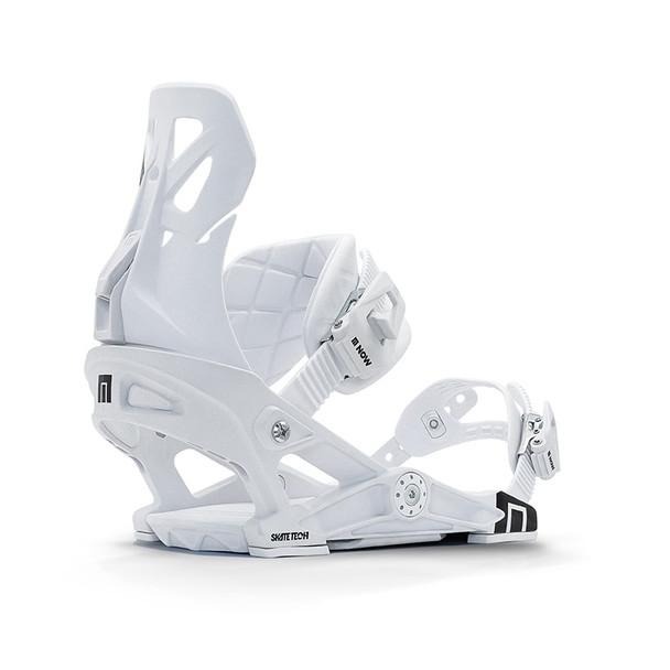 NOW Pro-Line Snowboard Bindings 2021 White