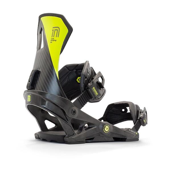 NOW O-Drive Snowboard Bindings 2021 Black