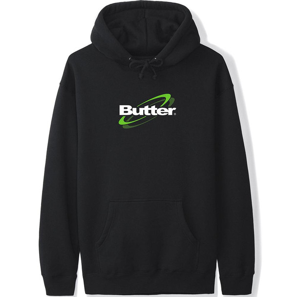 Butter Technology Logo Pullover Black