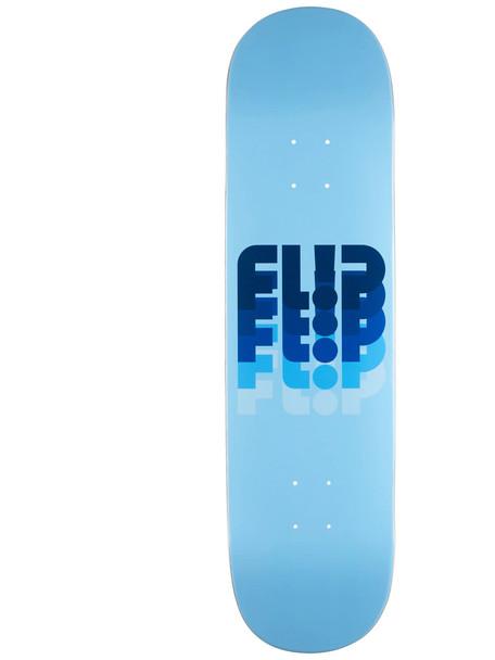 Flip Odyssey Fade Fullnose Skate Deck Blue 8.25