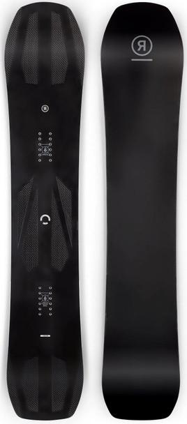 Ride Commissioner Snowboard 2021 Black 158