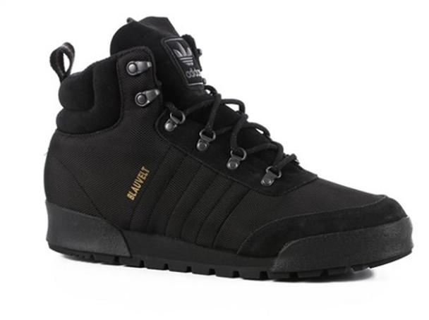 separation shoes 98036 35fdd Adidas Jake Boots 2.0 Black