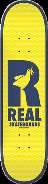 REAL DOVES RENEWAL SKATE DECK-8.38
