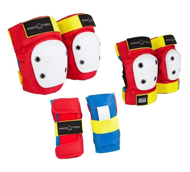 Protec Junior 6Pack Pad Set Retro YS