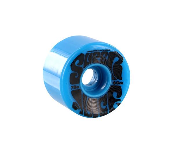 OJ Super Juice Wheels set Blue 60mm78a