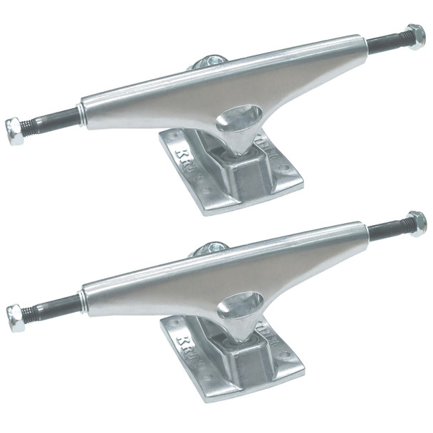 Krux K5 Polished Std Trucks Silver 9.0 Set